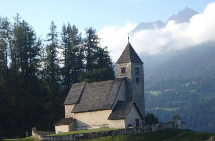 Église Remigius, canton des Grisons