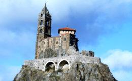 Chapelle Saint-Michel d'Aiguilhe au Puy-en-Velay
