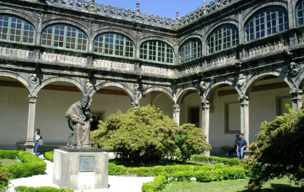 Santiago de Compostela, Espagne
