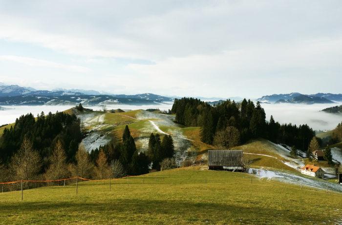 Schwellbrunn, canton d'Appenzell Rhodes-Extérieures