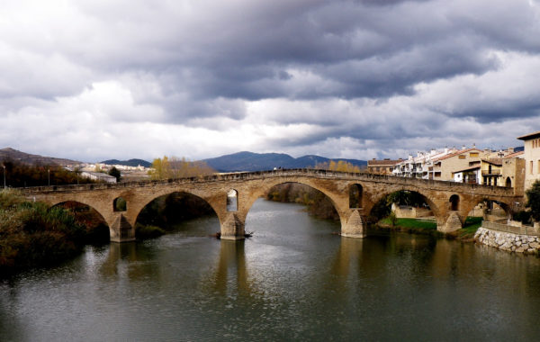 Puente la Reina, Spanien